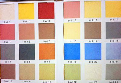 彩色外墙装饰砂浆价格